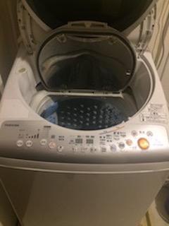 洗濯機 開けっぱなし